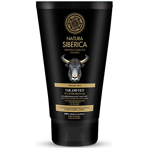 Natura Siberica Men After Shave Gel - Yak and Yeti