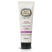 Roots & Wings Gentle Lavender & Chamomile Hand Cream 125ml