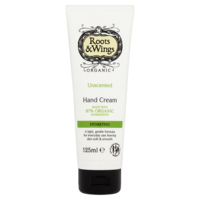 Roots & Wings Unscented Hand Cream 125ml